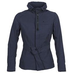 Kleidung Damen Trenchcoats G-Star Raw FLORENCE GARBER SLIM JKT WMN Marine
