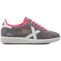 Schuhe Sneaker Low Munich Fashion BARRU Grau
