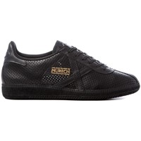 Schuhe Sneaker Low Munich Fashion BARRU Schwarz