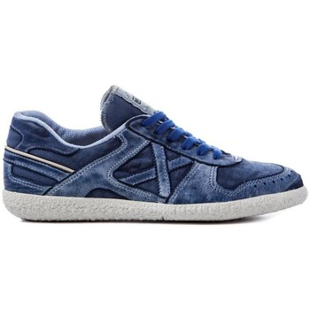 Schuhe Sneaker Low Munich Fashion GOAL Blau