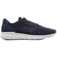 Schuhe Sneaker Low Munich Fashion A-NOIA ELITE Blau