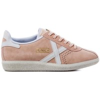 Schuhe Sneaker Low Munich Fashion BARRU Rosa