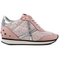 Schuhe Sneaker Low Munich Fashion HEAVEN Rosa