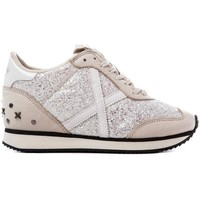 Schuhe Sneaker Low Munich Fashion HEAVEN Beige