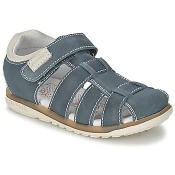 Sandalen / Sandaletten Garvalin SANDALIAS BOY Blau 350x350