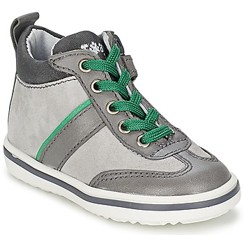Schuhe Kinder Sneaker High Acebo's ABARNE Grau
