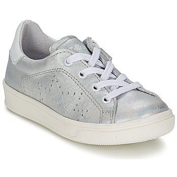 Schuhe Mädchen Sneaker Low Acebo's GAILA Silbern