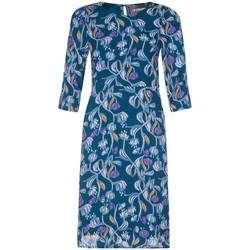 Kleidung Damen Kurze Kleider Anastasia - Blumenkleid f�r Damen, Gr�n Green