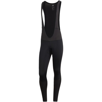 Kleidung Herren Leggings adidas Performance adistar Padded Winter Träger-Tight Schwarz