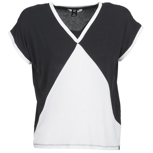T-Shirts & Poloshirts Nikita NEWSON Schwarz / Weiss 350x350