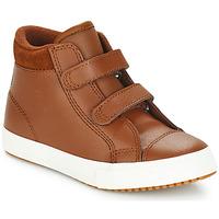 Schuhe Kinder Sneaker High Converse CHUCK TYLOR ALL STAR AV PC BOOT - HI Braun