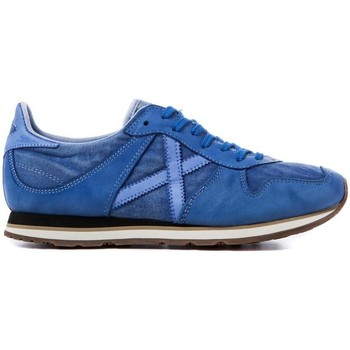 Schuhe Sneaker Low Munich Fashion MASSANA Blau