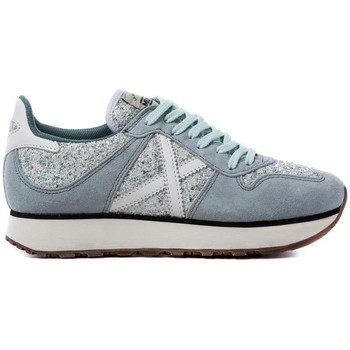 Schuhe Sneaker Low Munich Fashion MASSANA SKY Blau