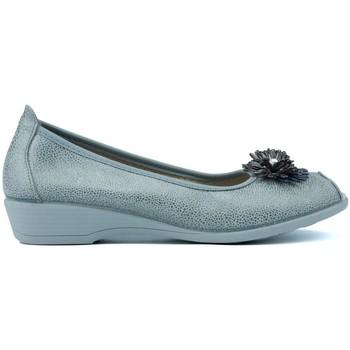 Schuhe Damen Ballerinas Vulladi Manoletinas  Blasen 5478 GRIS