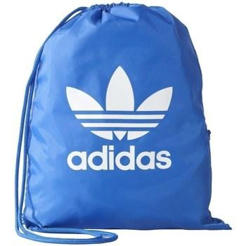 Taschen Taschen adidas Originals Gymsack Trefoil Blau