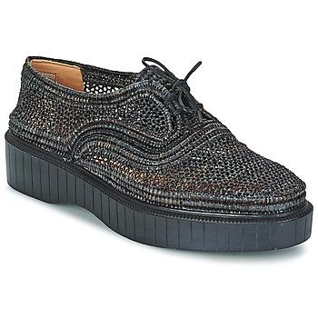 Schuhe Damen Derby-Schuhe Robert Clergerie POCOI Schwarz