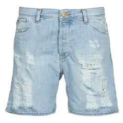 Kleidung Damen Shorts / Bermudas Acquaverde BOY SHORT Blau