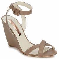 Schuhe Damen Sandalen / Sandaletten Rupert Sanderson ALIGHT Braun
