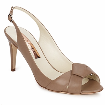 Schuhe Damen Sandalen / Sandaletten Rupert Sanderson GAYNOR Beige