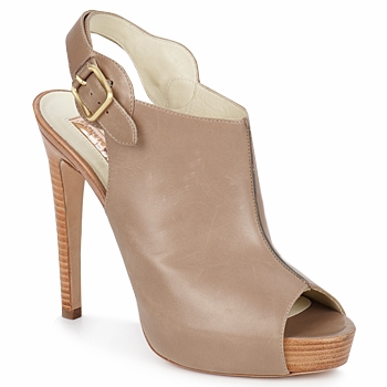 Schuhe Damen Ankle Boots Rupert Sanderson LUCIDA Beige
