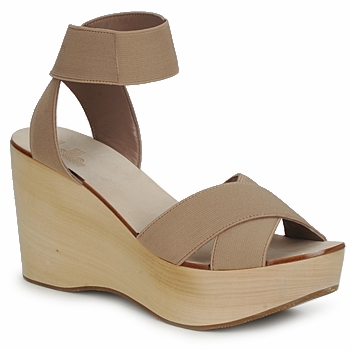 Sandalen / Sandaletten Belle by Sigerson Morrison ELASTIC braun 350x350