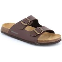 Schuhe Herren Pantoffel Grunland DSG-CB3013 MARRONE