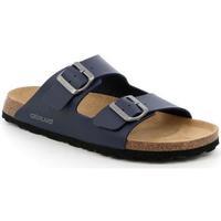 Schuhe Herren Pantoffel Grunland DSG-CB3013 BLU