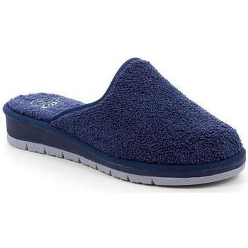 Schuhe Damen Pantoffel Grunland DSG-CI1318 BLU