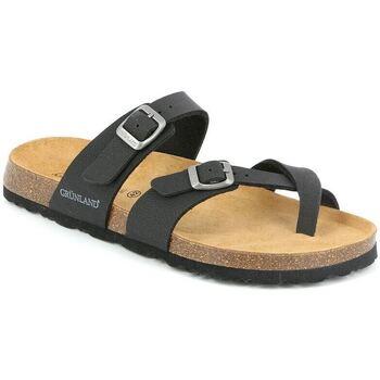 Schuhe Herren Pantoffel Grunland DSG-CB1561 NERO