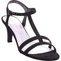 Schuhe Damen Sandalen / Sandaletten Jane Klain Sandalen UEber 50mm glatter Bo BLACK 003