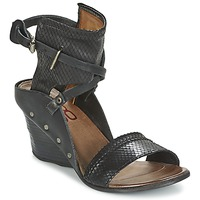 Schuhe Damen Sandalen / Sandaletten Airstep / A.S.98 KOKKA Schwarz