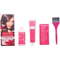 Beauty Damen Accessoires Haare Garnier Color Sensation 4.0 Castaño 1 u