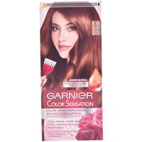 Beauty Damen Haarfärbung Garnier Color Sensation Intensissimos 6,46 Cobre Intenso 1 u
