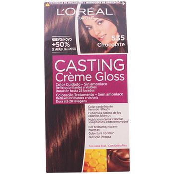 Beauty Haarfärbung L'oréal Casting Creme Gloss 535-chocolate 1 u