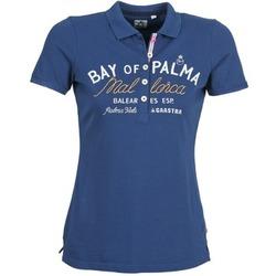 Kleidung Damen Polohemden Gaastra MISTY Blau