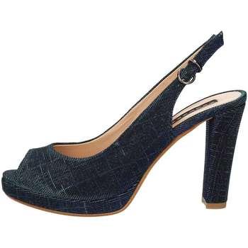 Schuhe Damen Sandalen / Sandaletten Silvana 452 BLUE
