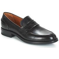 Schuhe Herren Slipper Carlington JALECK Schwarz