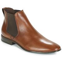 Schuhe Herren Boots Carlington JEVITA Braun