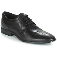 Schuhe Herren Derby-Schuhe Carlington JEVITA Schwarz