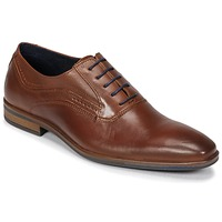 Schuhe Herren Richelieu Carlington JRANDY Braun