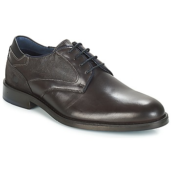 Schuhe Herren Derby-Schuhe Carlington JECINZA Grau