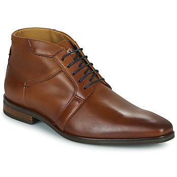 Schuhe Herren Boots Carlington JESSY Cognac
