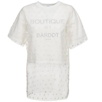 Kleidung Damen Sweatshirts Brigitte Bardot ANASTASIE Naturfarben