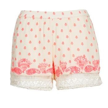 Kleidung Damen Shorts / Bermudas Brigitte Bardot ANGELINE Naturfarben