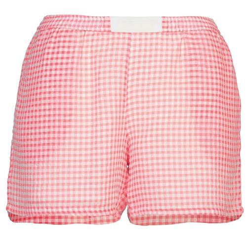 Shorts Brigitte Bardot ANNE Rot / Weiss 350x350