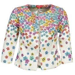Kleidung Damen Jacken / Blazers Derhy JOCASTE Naturfarben