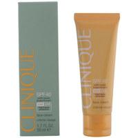 Beauty Sonnenschutz & Sonnenpflege Clinique Sun Face Cream Spf40