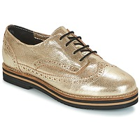 Schuhe Damen Derby-Schuhe Coolway AVO Gold / Schwarz