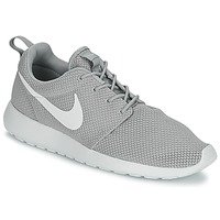 Schuhe Herren Sneaker Low Nike ROSHE ONE Grau / Weiss