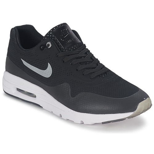 Nike AIR MAX 1 ULTRA MOIRE Schwarz  Schuhe Sneaker Low Damen 116